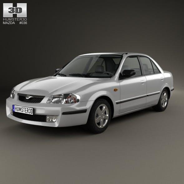 Mazda 323 (Familia) 1998