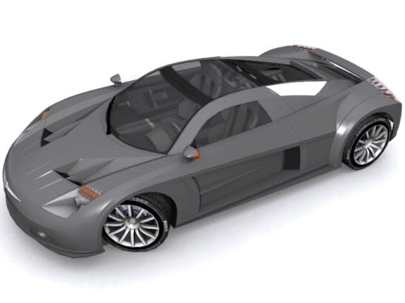 Chrysler ME Four-Twelve - 3DOcean Item for Sale