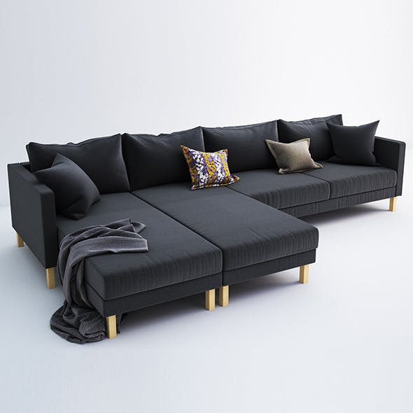 Ikea KARLSTAD 05 - 3DOcean Item for Sale