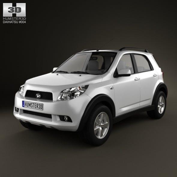Daihatsu Terios 2009 - 3DOcean Item for Sale