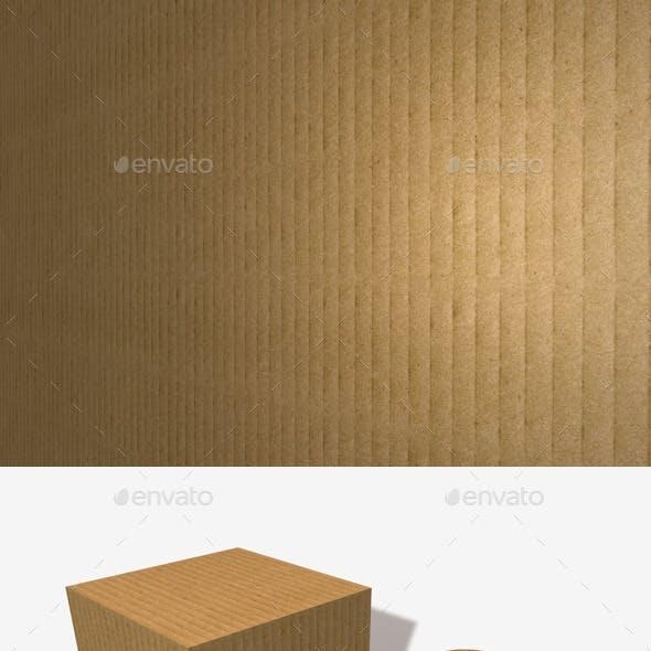 Cardboard Seamless Texture