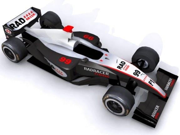Formula F1 - 3DOcean Item for Sale