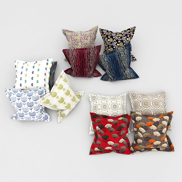 Pillows 46 - 3DOcean Item for Sale