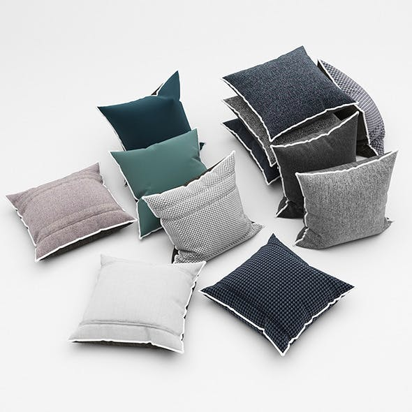 Pillows 53 - 3DOcean Item for Sale