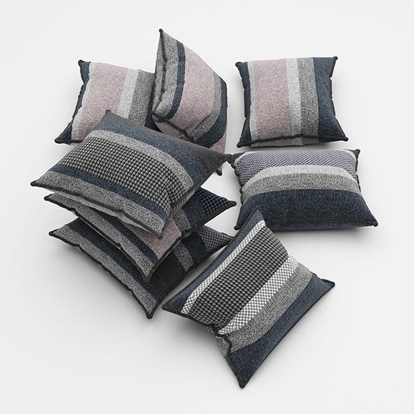 Pillows 54 - 3DOcean Item for Sale