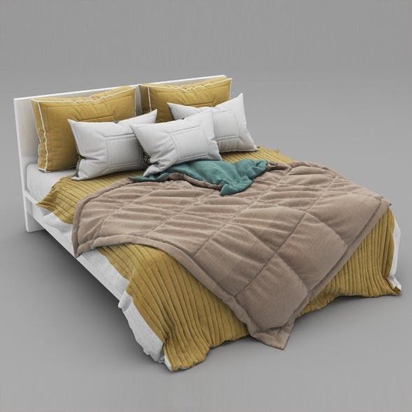 Bed 27