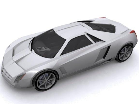 Cadillac Cien - 3DOcean Item for Sale