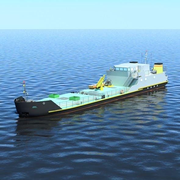 Environmental Ship