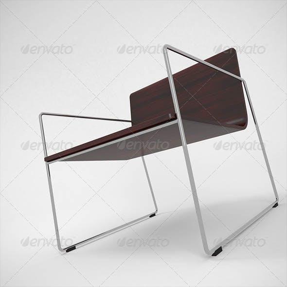 Lineal Armchair