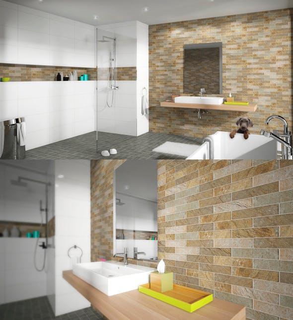 Bathroom Interior 2 - 3DOcean Item for Sale