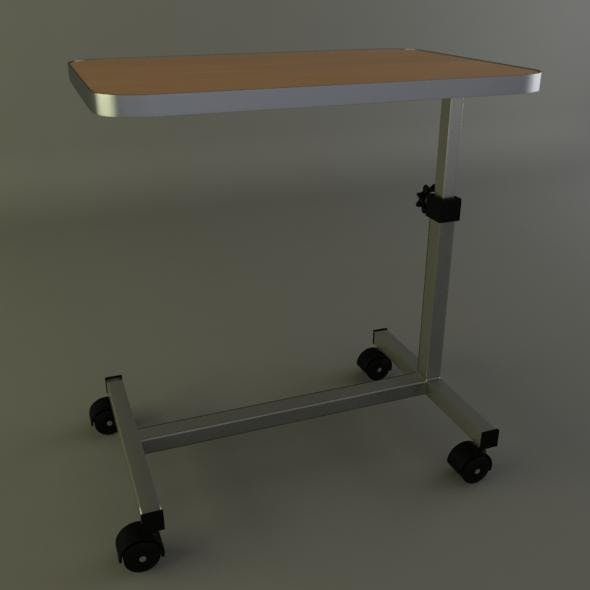 medical table - 3DOcean Item for Sale