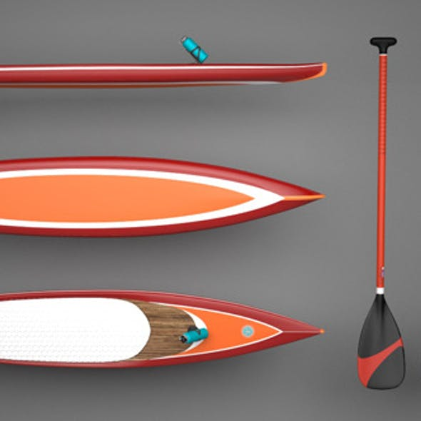 Sup Board // Paddle Board
