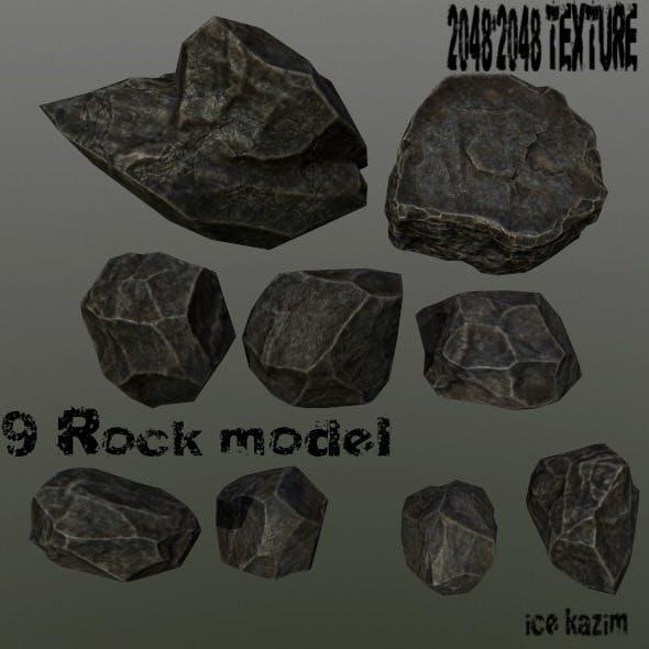 Rocks_2 - 3DOcean Item for Sale