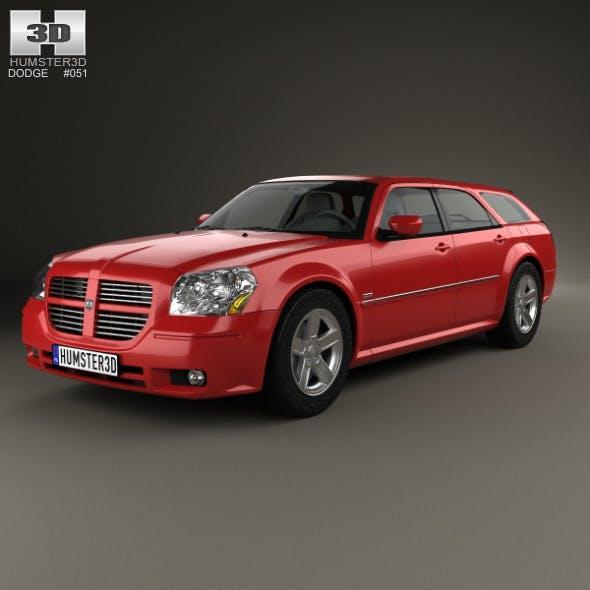 Dodge Magnum RT 2004 - 3DOcean Item for Sale