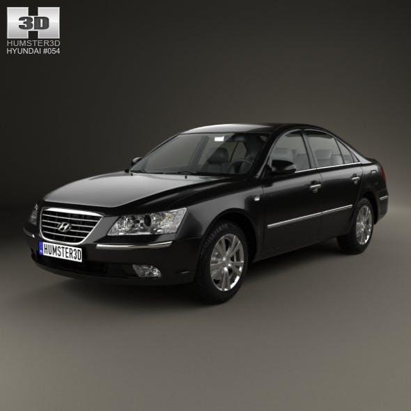 Hyundai Sonata (NF) 2008