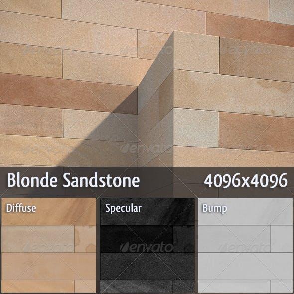 Blonde Sandstone