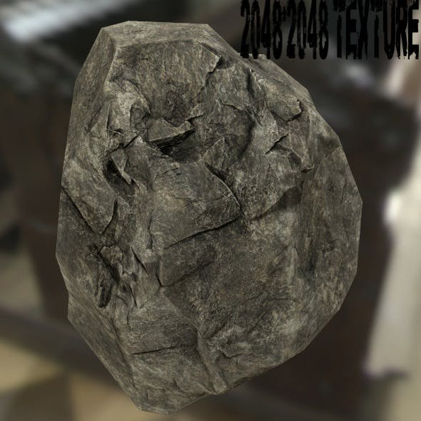 Rock_29 - 3DOcean Item for Sale