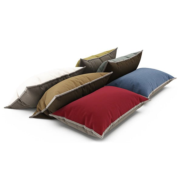 Pillows 70 - 3DOcean Item for Sale