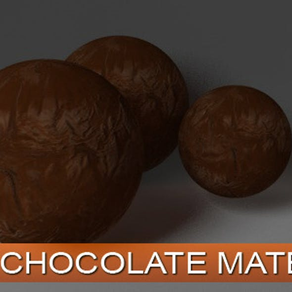 Chocolate VRay Material