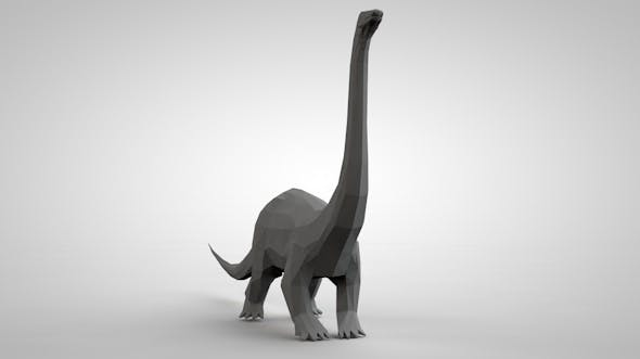 Dinasaur - 3DOcean Item for Sale