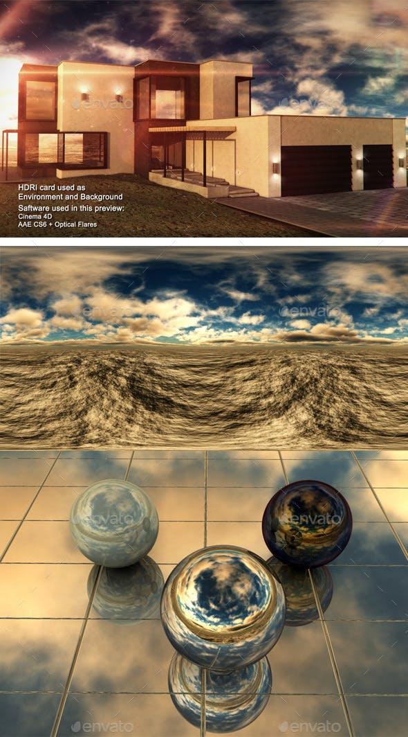 Dusk Desert 1 - 3DOcean Item for Sale