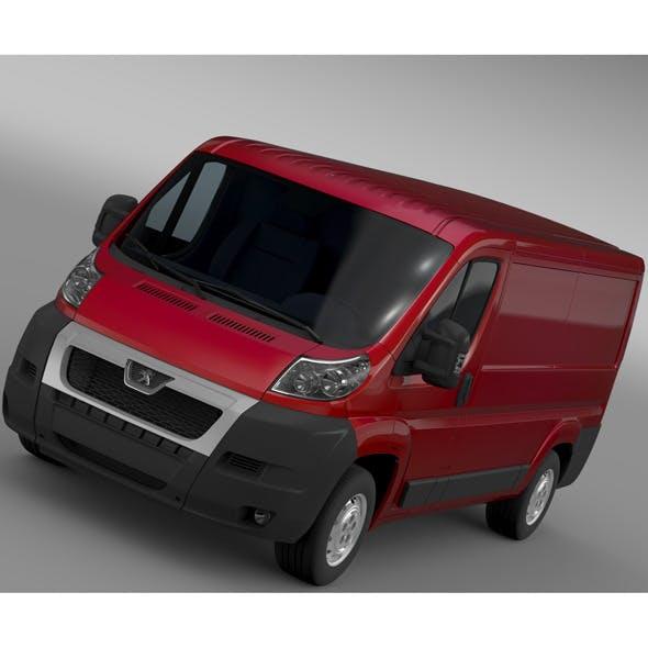 Peugeot Boxer Van L2H1 2006-2014
