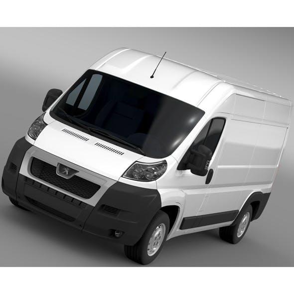Peugeot Boxer Van L2H2 2006-2014