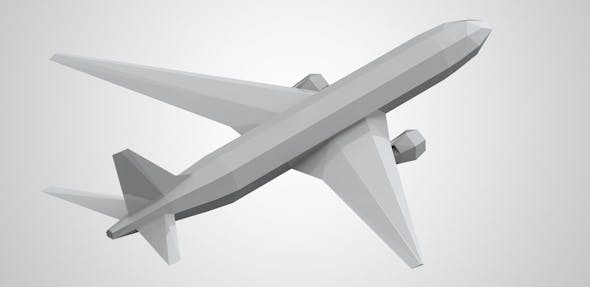 Aircraft-1 - 3DOcean Item for Sale