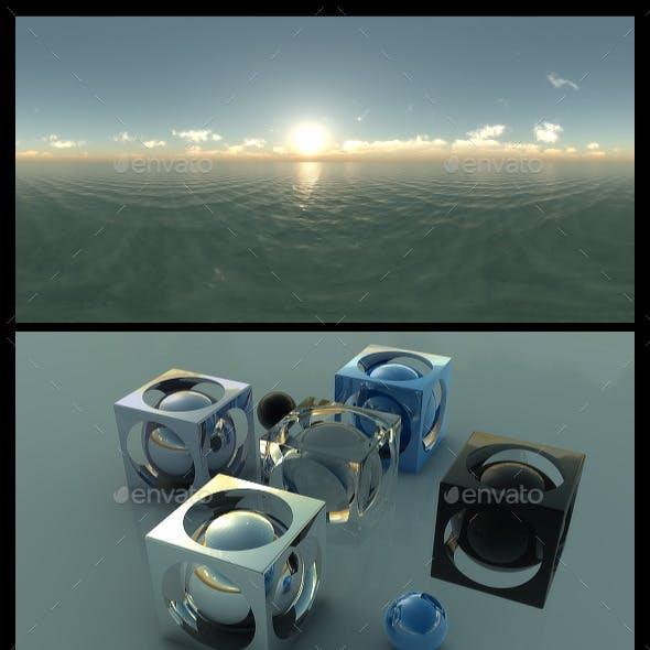 Ocean Dawn 3 - HDRI