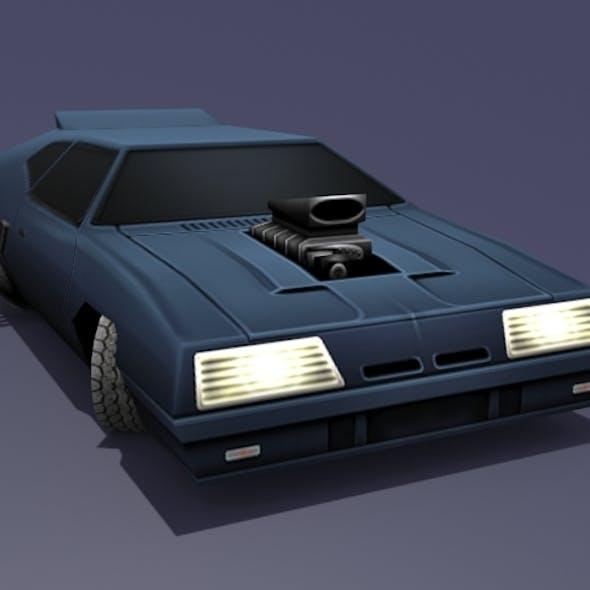 Mad Max Interceptor