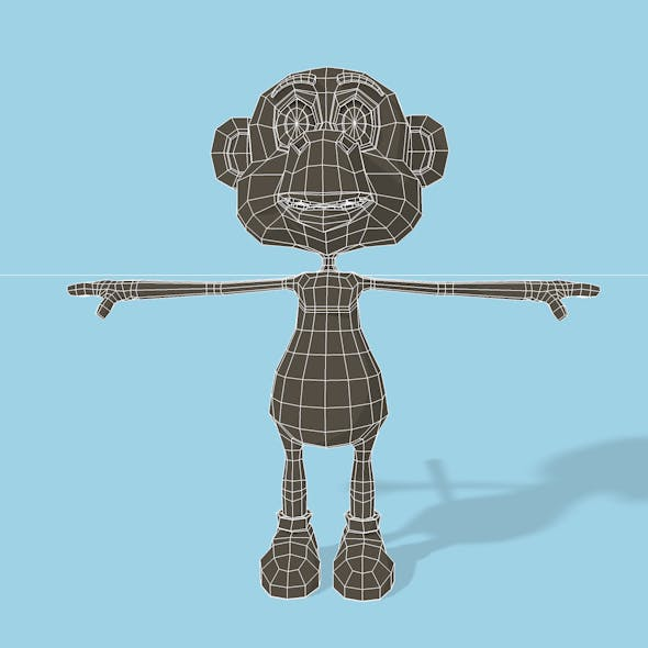 Monkey mesh