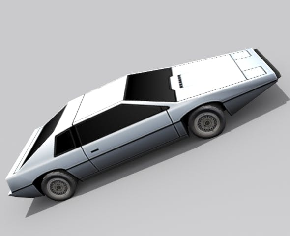 Lotus Esprit - 3DOcean Item for Sale