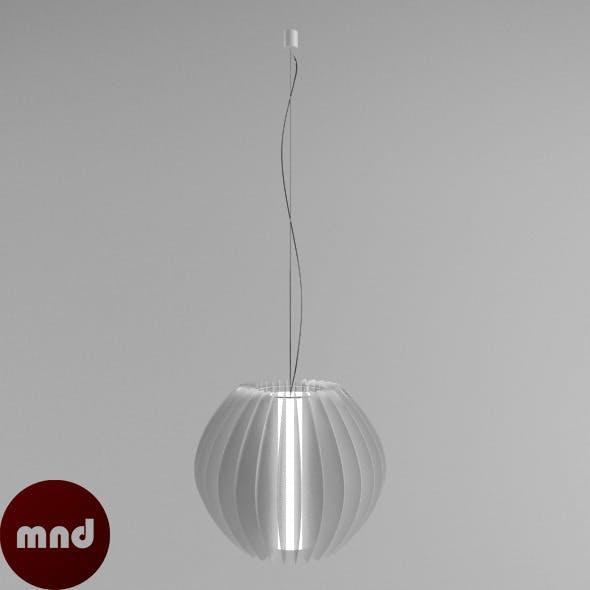Hanging Full Moon Lamp