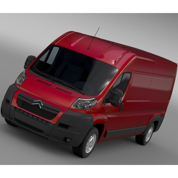 Citroen Relay Van L3H2 2006-2014