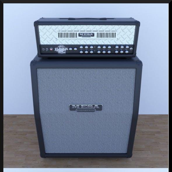 Mesa Boogie Guitar Cabinet