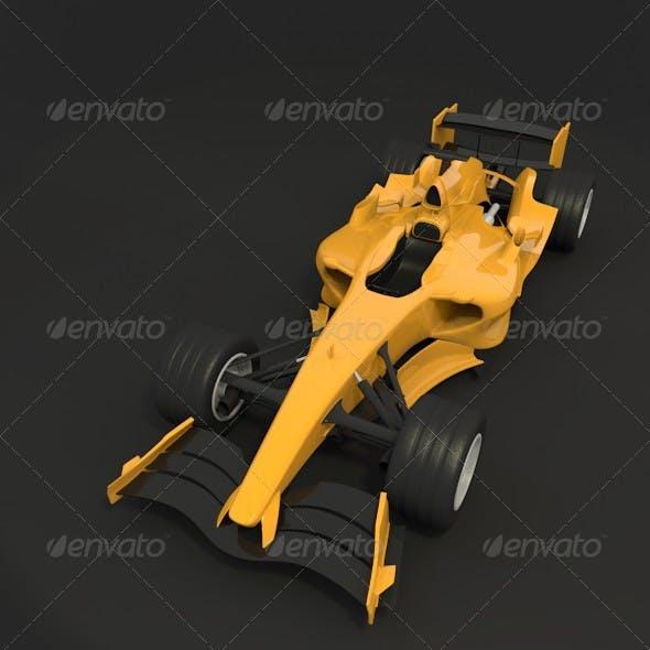 McLaren MP4-21 F1