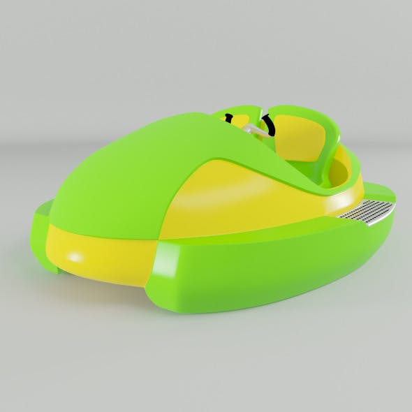 Pleasure Boat - 3DOcean Item for Sale