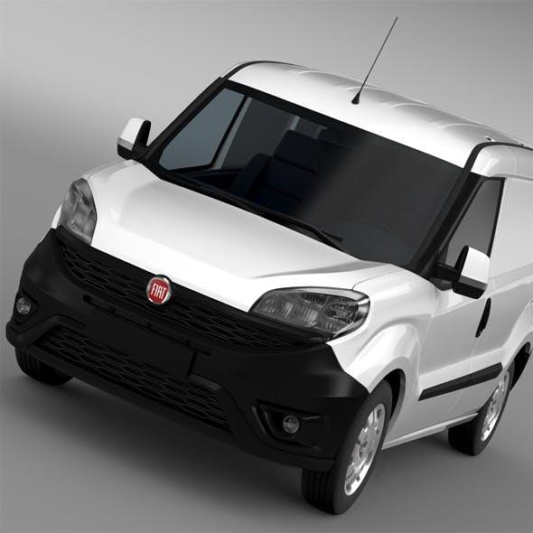 Fiat Doblo Cargo 263 2015 - 3DOcean Item for Sale