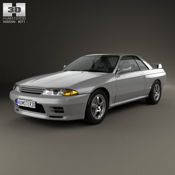 Nissan Skyline (R32) GT-R coupe 1989