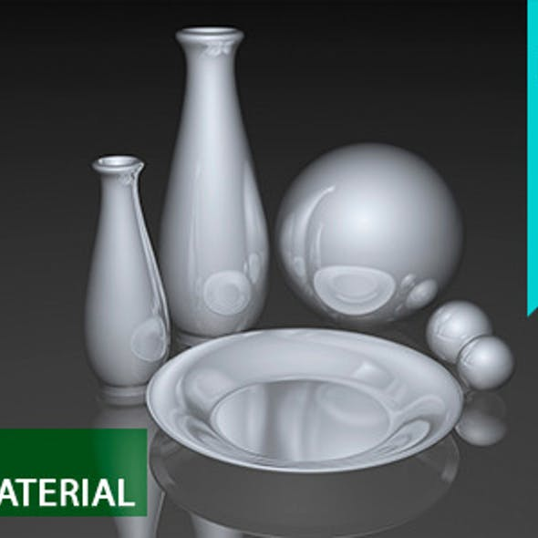Porcelain Material