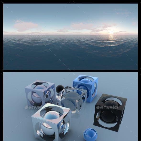 Ocean Dawn 4 - HDRI