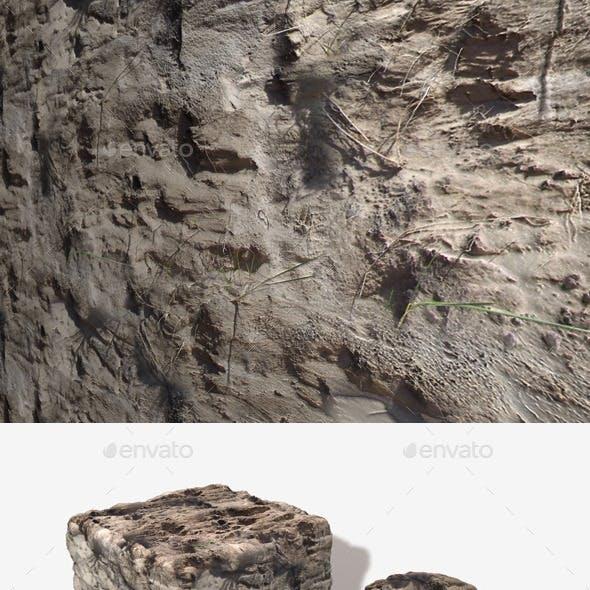 Dune Cliff Seamless Texture