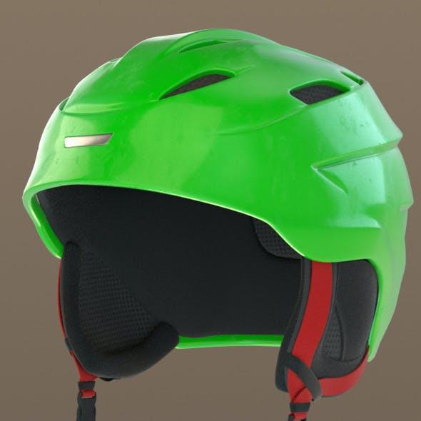 Ski Helmets NINE.10
