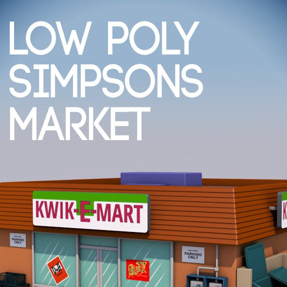 Simpsons Market