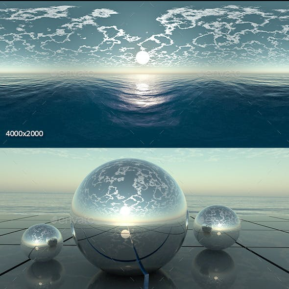 HDRI Pack. Sea