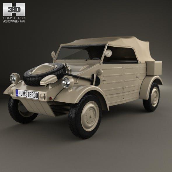 Volkswagen Kubelwagen 1945