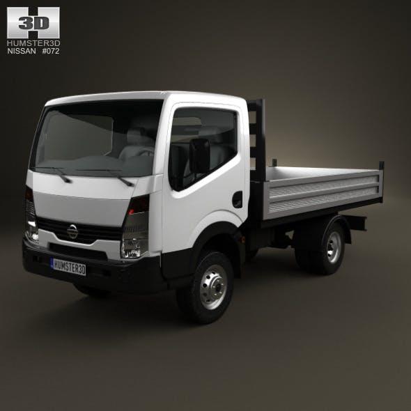 Nissan Cabstar Tipper Truck 2006