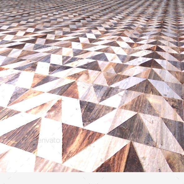 Wooden Pattern Tile Seamless Texture