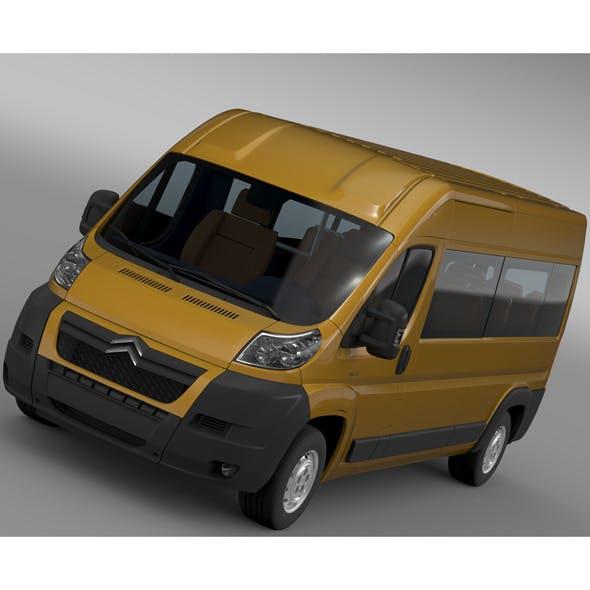 Citroen Relay Window Van L3H2 2006-2014 - 3DOcean Item for Sale