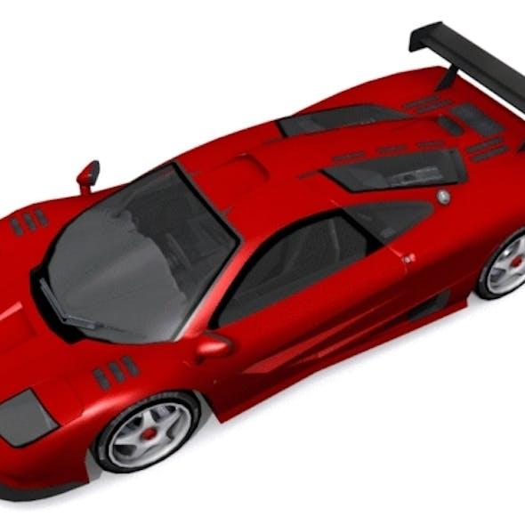 McLaren GT-R Road Version
